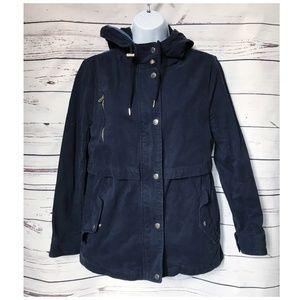 Forever 21 hooded drawstring jacket, SIze M